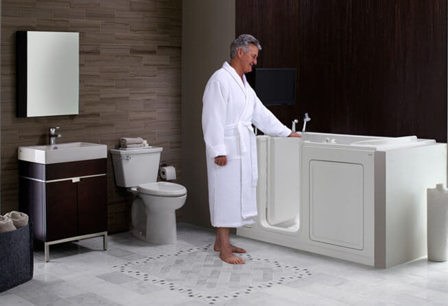 Best Canton Walk In Bathtub Installer Cain S Mobility Oh