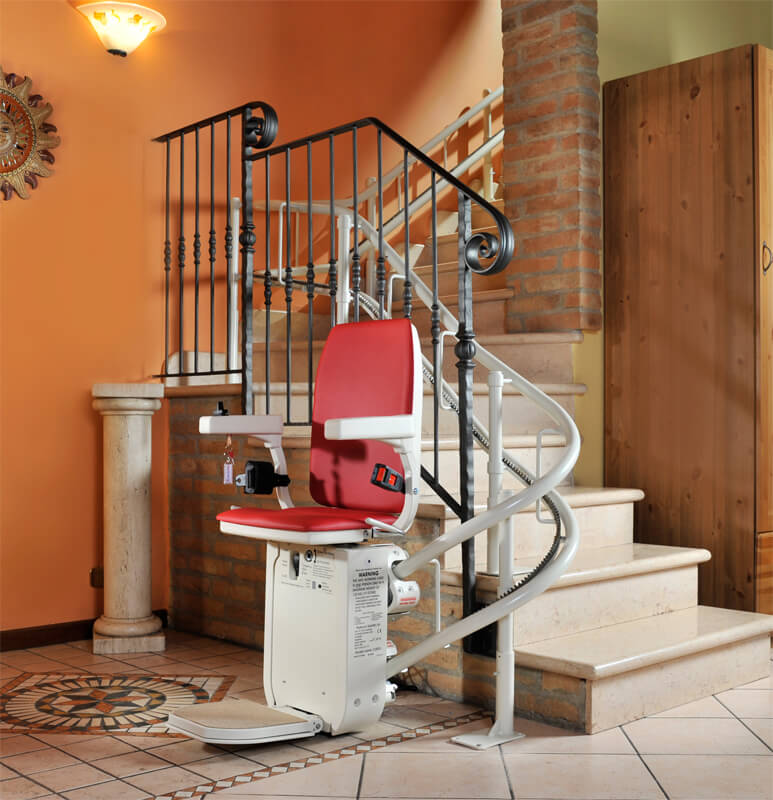 Best Akron Stair Lift Installer Cain S Mobility Oh
